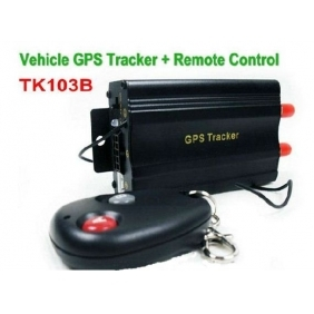 Hot Sales!!! NEW GPS Tracker GSM/GPRS/GPS Tracker for Vehicle/Car TK-103B with remote control Free shipping by China Post